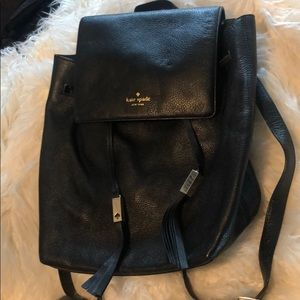 Kate spade bucket backpack